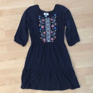 Old Navy Embroidered Dress